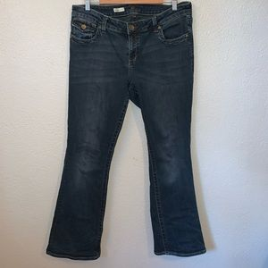 Kut from the Kloth high rise boot cut